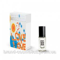 Парфюмерная вода для женщин Moschino I Love Love, 7 мл