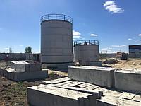 Вертикальные резервуары для пищевых масел