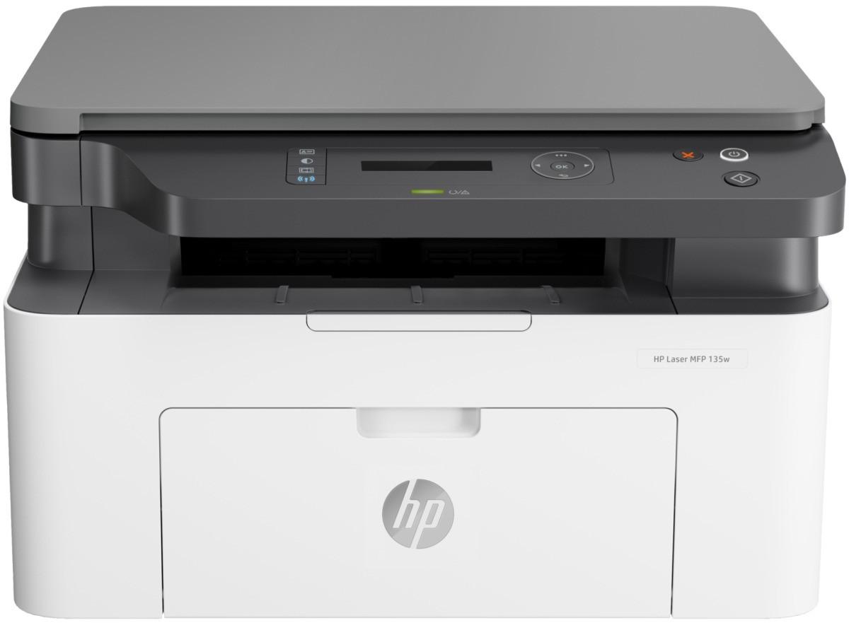 БФП HP Laser 135W (4ZB83A) 3в1 принтер, сканер, копір