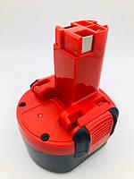 Аккумулятор для электроинструмента Bosch BAT048/BAT049/BAT100, (Ni-Cd 9.6V 3.5Ah)