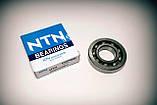 Підшипник колінвалу (25*56*12) NTN SC05A97... Honda Lead 100, фото 3