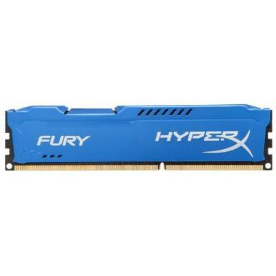 Модуль памяти DDR3 8GB/1600 Kingston HyperX Fury Blue (HX316C10F/8)