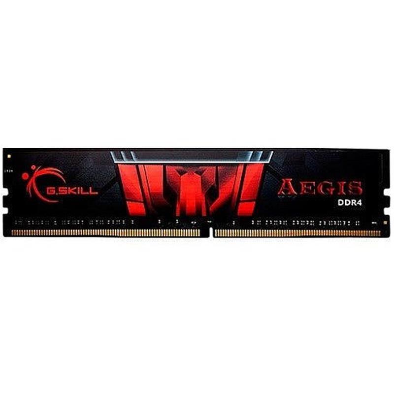 Модуль памяти DDR4 4GB/2400 G.Skill Aegis (F4-2400C17S-4GIS)