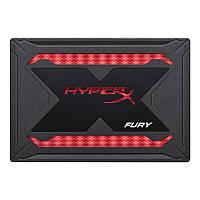 "SSD  240GB Kingston HyperX Fury RGB 2.5"" SATAIII 3D TLC (SHFR200B/240G) Upgrade Kit"