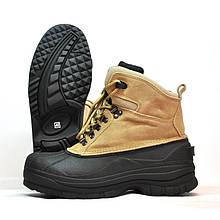 Зимняя обувь (ботинки) для рыбаков и охотников   XD-124 (-15)