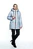 Демисезонная женская куртка с капюшоном размеры 50-66, фото 9