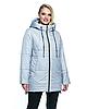 Демисезонная женская куртка с капюшоном размеры 50-66, фото 10