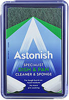 Спеціалізований засіб для видалення важкого бруду з посуду та кухонного приладдя Astonish Dish & Pan 250 ml