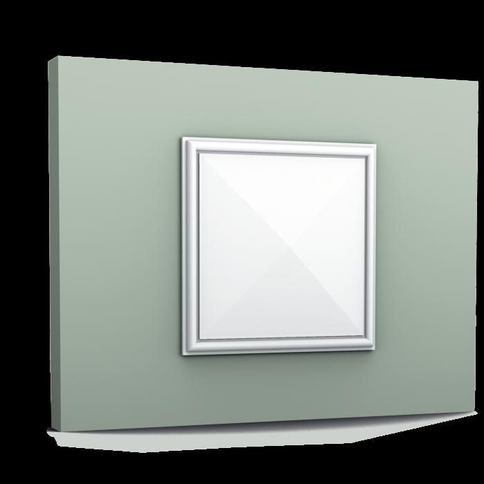 W123 панель для стены  33,3 x 3,5 x 33,3 см