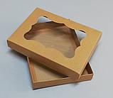 Упаковка для пряників 200*150*30 (бура), фото 2