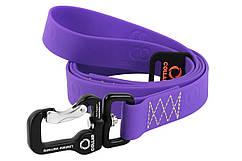 Повідець Collar EVOLUTOR 4210 120см*2,5 см (фіолетовий)