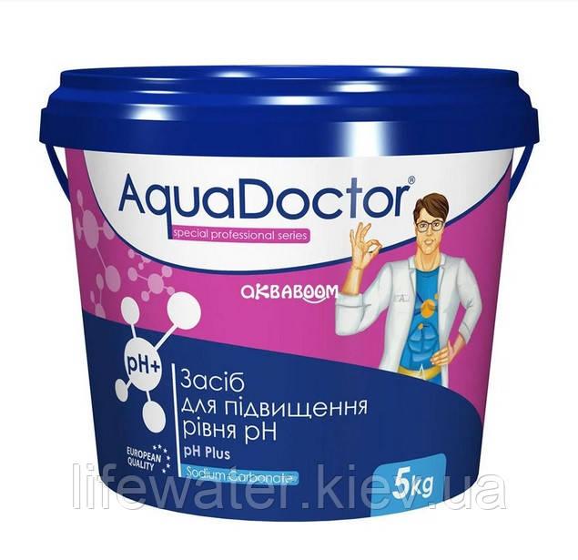 Засіб для підвищення рівня рн у гранулах AquaDoctor pH Plus (5кг)