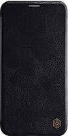 Чехол-книжка Nillkin Qin Leather Case Apple iPhone 11 Black, фото 1