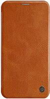 Чехол-книжка Nillkin Qin Leather Case Apple iPhone 11 Brown
