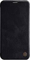 Чехол-книжка Nillkin Qin Leather Case Apple iPhone 11 Pro Black