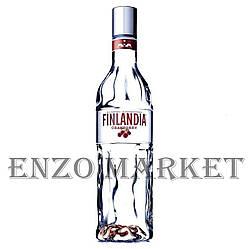 Горілка Finlandia Cranberry (Фінляндія Крэнберри) 40%, 1 літр