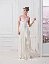 Вечернее, выпускное платье V-091