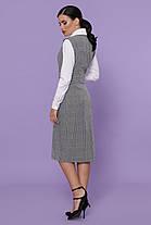 Жіночий сарафан в офісному стилі Розміри S, фото 2