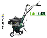 Мотокультиватор (почвофрез) Iron Angel GT 45 (6 лс) бензиновый