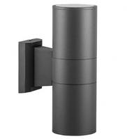 Світильник DH0702 подвійний (фасадна підсвітка) 230V без лампи