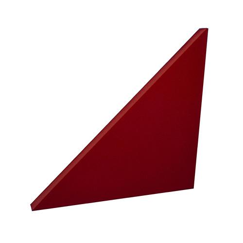 Акустична плита трикутник Ecosound Red 500х500х30мм колір червоний