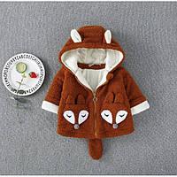 Пальто Fox+, фото 1