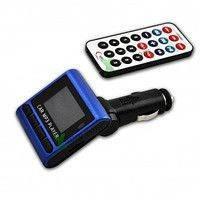 Автомобильный FM-модулятор SP-12 FM-USB