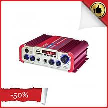 Усилитель звука AMP AV 206 BT, фото 2