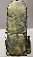 Рюкзак для металлоискателя и лопаты «БОЛОТО» - Oxford 600d----> 85см * 30см * 18см