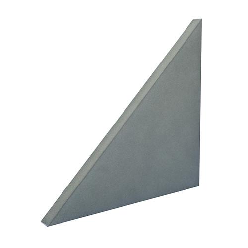 Акустическая плита треугольник Ecosound Grey 500х500х30мм цвет серый
