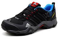 Кроссовки Adidas Terrex, мужские, текстильные черные, фото 1