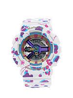 Женские часы Casio Baby-G BA-110FL-7AER оригинал