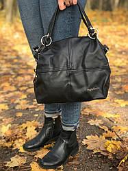 Женская кожаная сумка. УЦЕНКА!