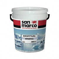 San Marco Antartica 14л матова професійна фарба Сан Марко Антартика