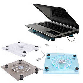 Подставка охлаждающая для ноутбука 828 I Охлаждение под ноутбук