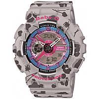 Женские часы Casio Baby-G BA-110FL-8AER оригинал