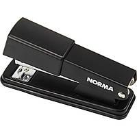 Степлер №24/6, №26/6 Norma 20 листов металлический черный 4122/04020969