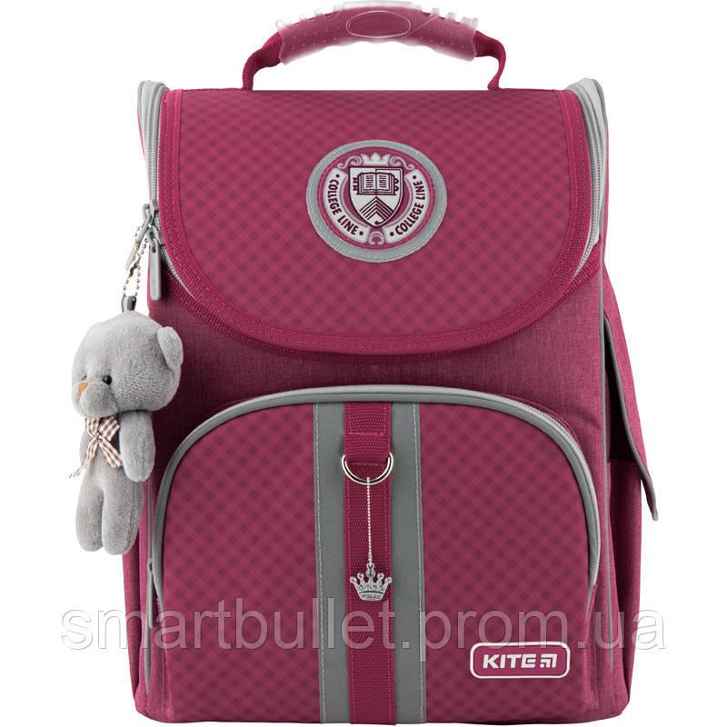 Ранець шкільний ортопедичний KITE Education College line pink K20-501S-10