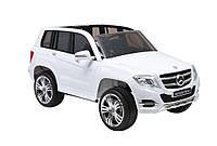 Электромобиль Hecht Mercedes Benz Glk Class White (h4t_Mercedes Benz Glk- Class- White)