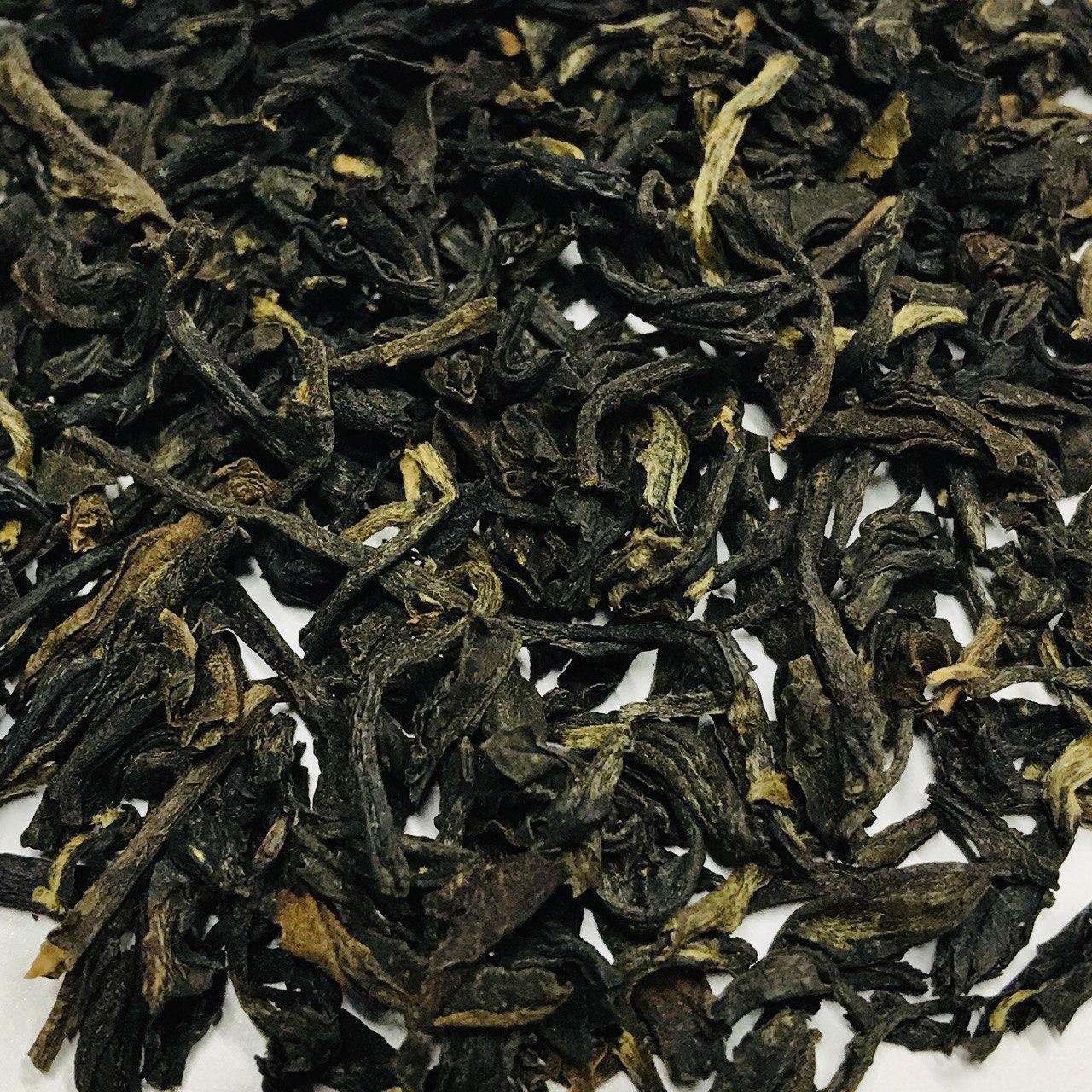 Красный (чёрный) чай медовый в порционках по 6 грамм