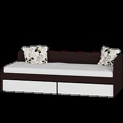Ліжко Соната-800 з ящиками без матраца (1930х835х600)