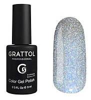 Гель-лак для ногтей Grattol Quartz 01, 9 мл