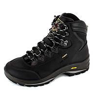 9a6806c36df2 Ботинки осенне-зимние водонепроницаемые кожаные мужские Grisport (Red Rock)