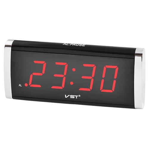 Часы цифровые сетевые VST VST-730-1