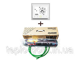 Нагреватальний мат Ryxon HM-200 ( 0.5 м2) c WI-FI thermostat TWE02 (KIT 4701)