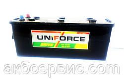 Аккумулятор автомобильный Uniforce 6СТ-140 Аз