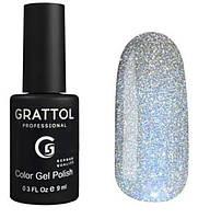 Гель-лак для ногтей Grattol Quartz 02, 9 мл