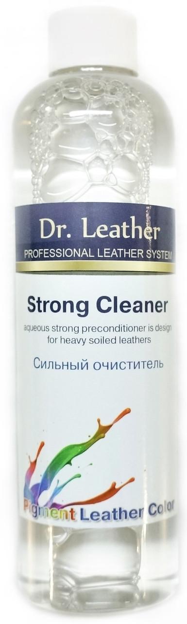 Очиститель для кожи 250 мл. STRONG CLEANER