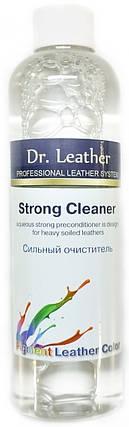 Очиститель для кожи 250 мл. STRONG CLEANER, фото 2
