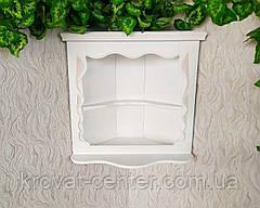 Белый домашний иконостас из дерева от производителя, фото 3